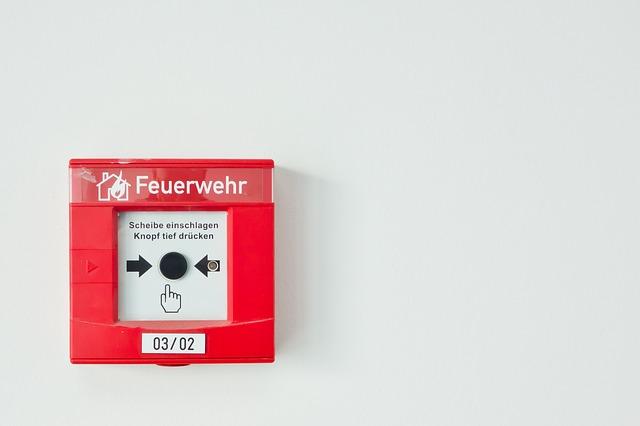 požární alarm systém