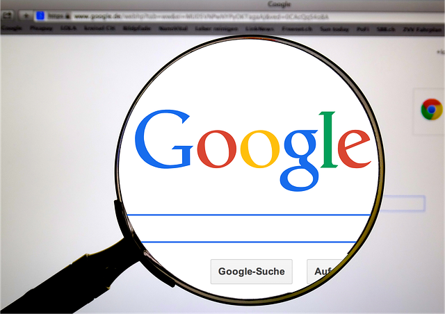 zvětšení googlu