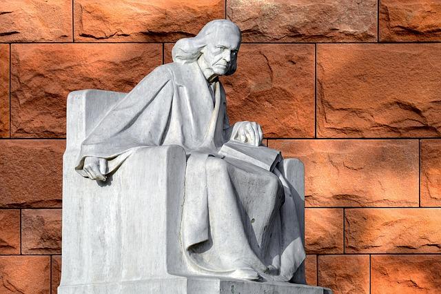 historická socha