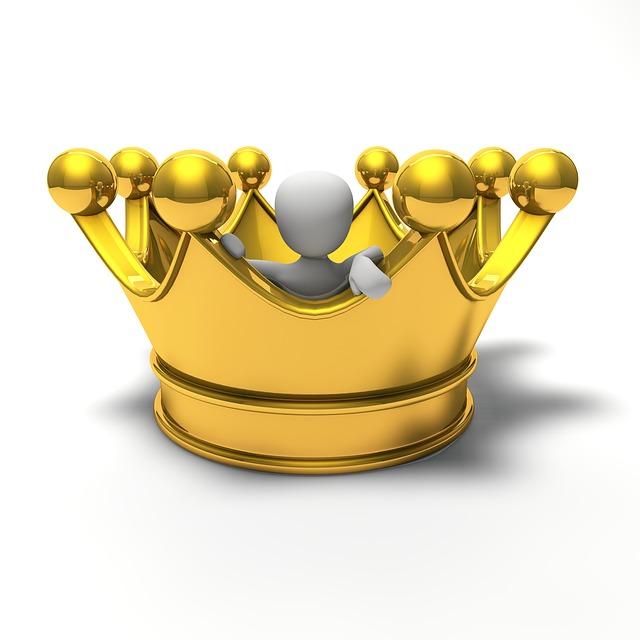 Ilustrace-koruna pro princeznu
